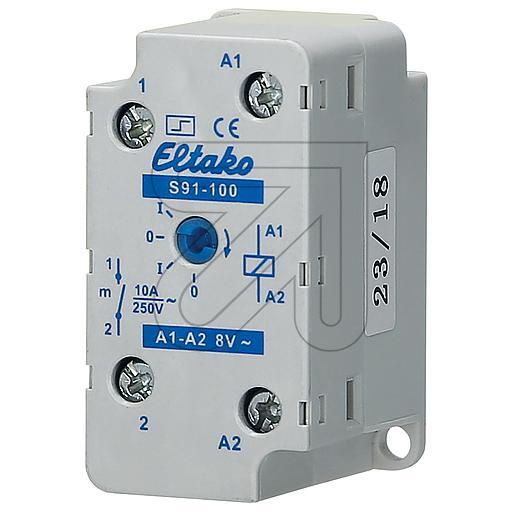 Eltako Stromstoßschalter 8V AC