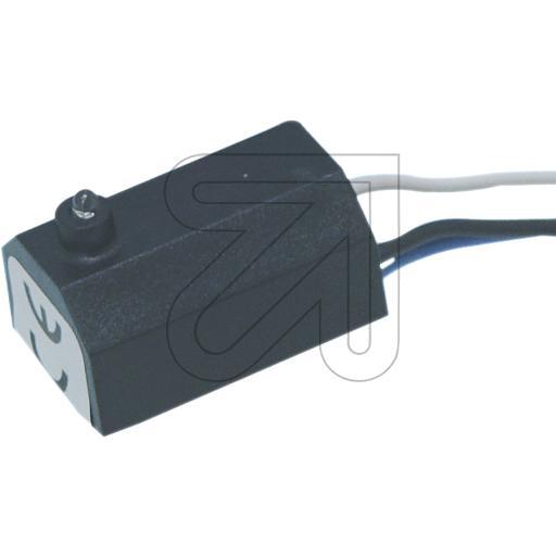 Inter BÄR Mini-Dämmerungsschalter DS-A schwarz