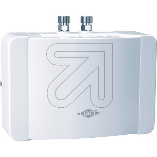 clage klein durchlauferhitzer mh7 6 5 kw warmwasserger te. Black Bedroom Furniture Sets. Home Design Ideas