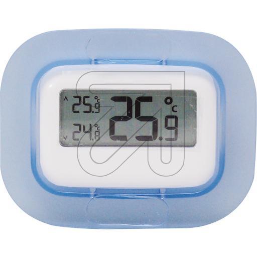 digital thermometer f r k hlschrank kleine k chenhelfer. Black Bedroom Furniture Sets. Home Design Ideas