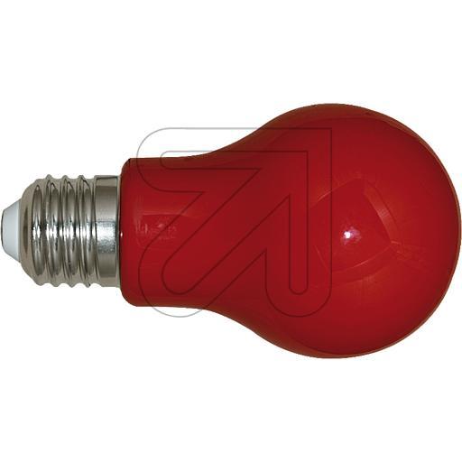 EGB LED Lampe Farbig E27 Rot 240lm