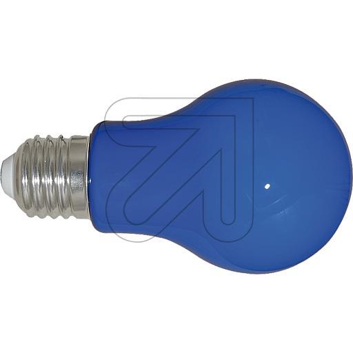 EGB LED Lampe Farbig E27 Blau 240lm