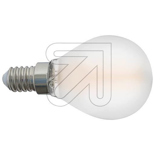 egb led filament tropfenlampe matt e14 sockel e14. Black Bedroom Furniture Sets. Home Design Ideas
