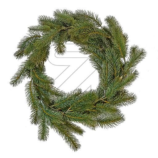 Künstliche Tannen-Girlande Ø15x180cm grün