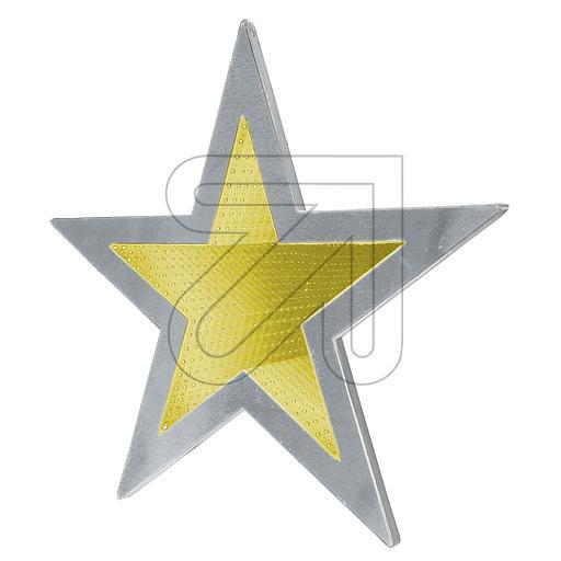 LED-Leuchter Stern warmweiß Ø50cm 48584